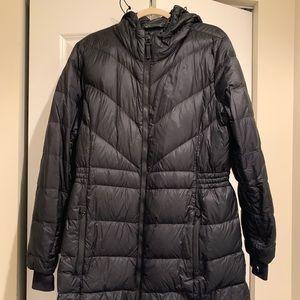 Athleta Banner Down Coat Jacket / size 1X / Plus